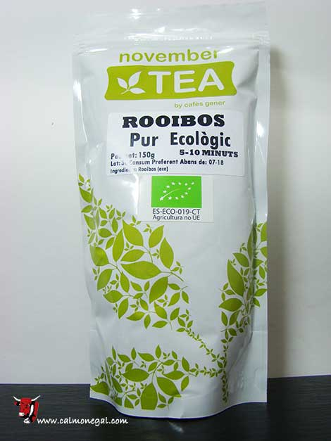 Rooibos pur 150gr NOVEMBER TEA