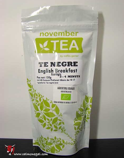 Te negre (english breakfast) 150gr NOVEMBER TEA