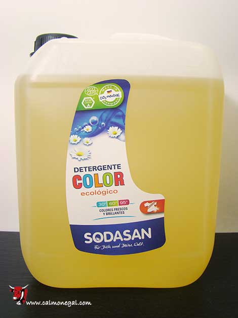 Detergent color 5L SODASAN