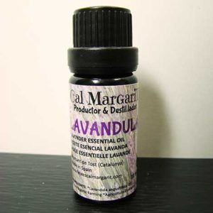 Oli essencial lavanda 10ml CAL MARGARIT