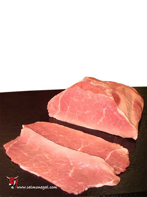 Bistec per arrebossar de porc