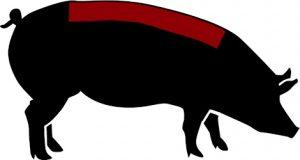 porc ecològic llom