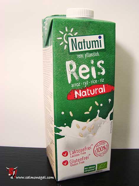 Beguda arròs 1L NATUMI