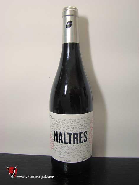 Vi negre 75cl NALTRES