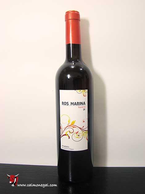 Vi blanc xarel·lo 75cl ROS MARINA