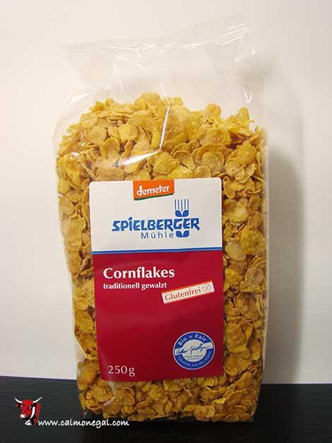 Cereals cornflakes 250gr SPIELBERGER