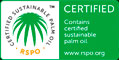certified sustainable palm oil RSPO