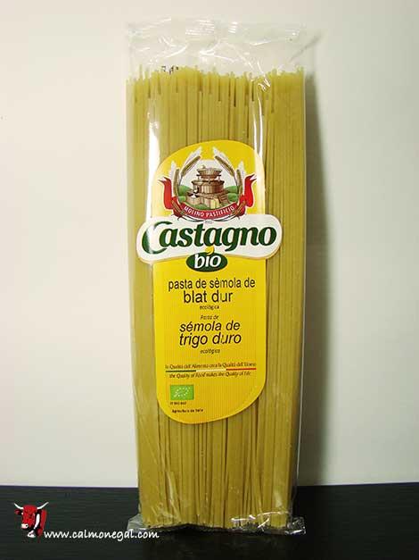 Espagueti 500gr CASTAGNO