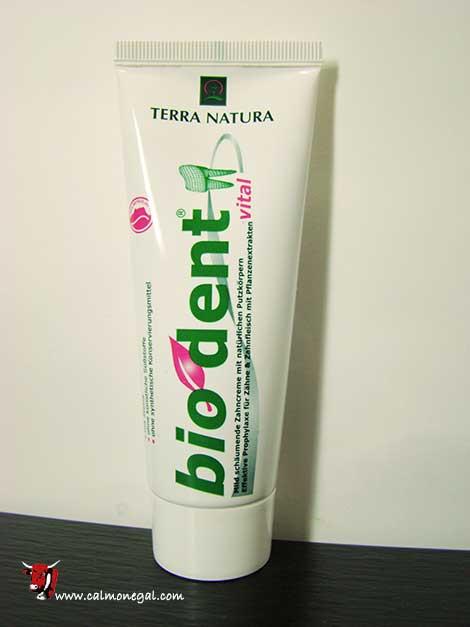 Pasta de dents d'estèvia vital 75 ml BIO DENT