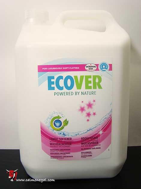 Suavitzant concentrat aroma de flors 5L ECOVER