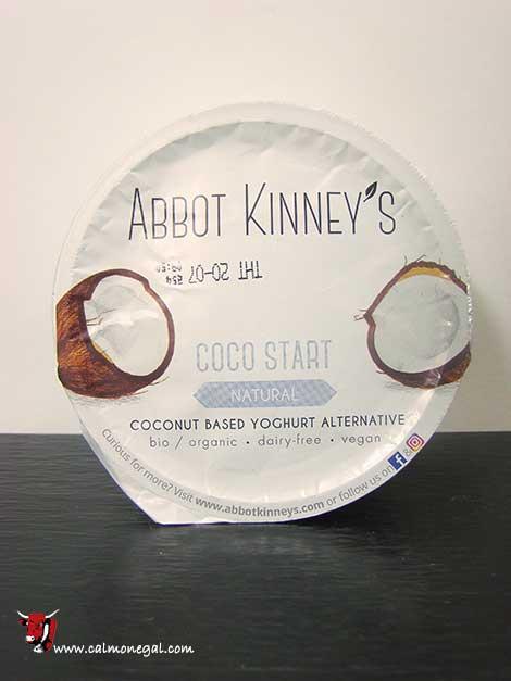 Fermentat de coco 125ml ABBOT KINNEY'S