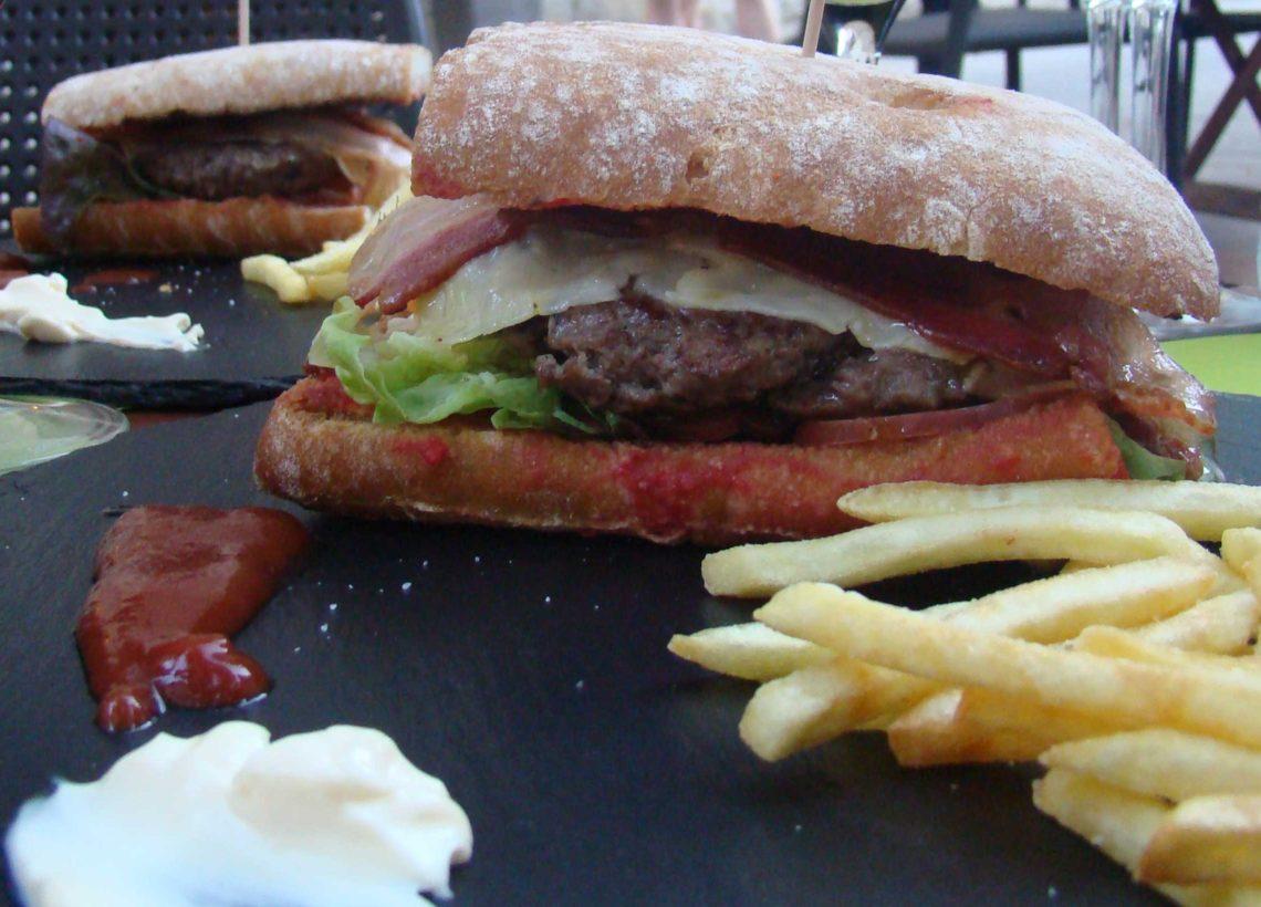 hamburguesa vedella ecologica