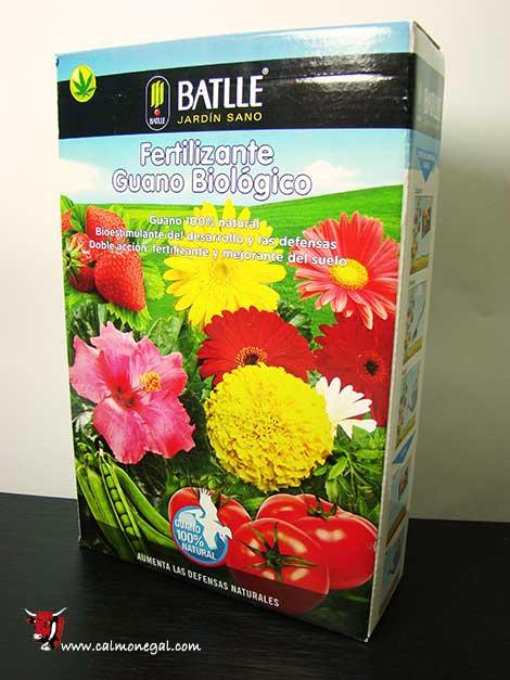 "Fertilitzant ""guano"" 1,5Kg BATLLE"