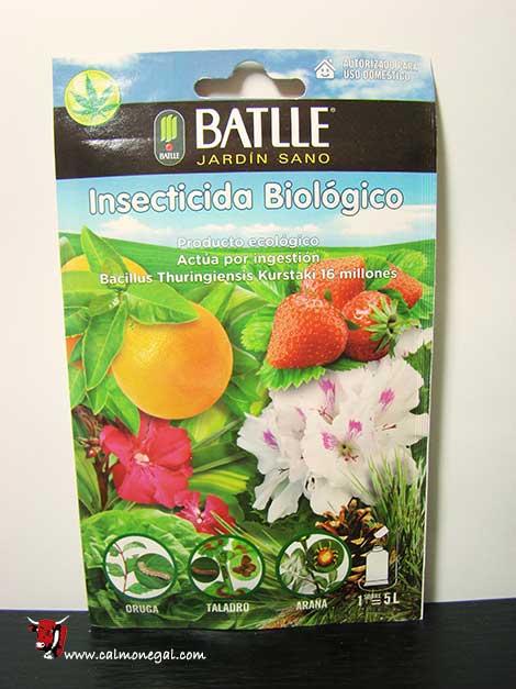 Insecticida 1sobre=5L BATLLE