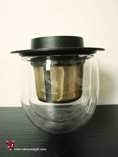 Got doble vidre aïllant amb filtre 200 ml