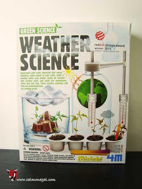 Joc ciència del clima (+8)