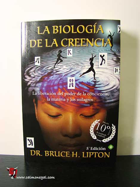 La biología de la creencia (Llibre)