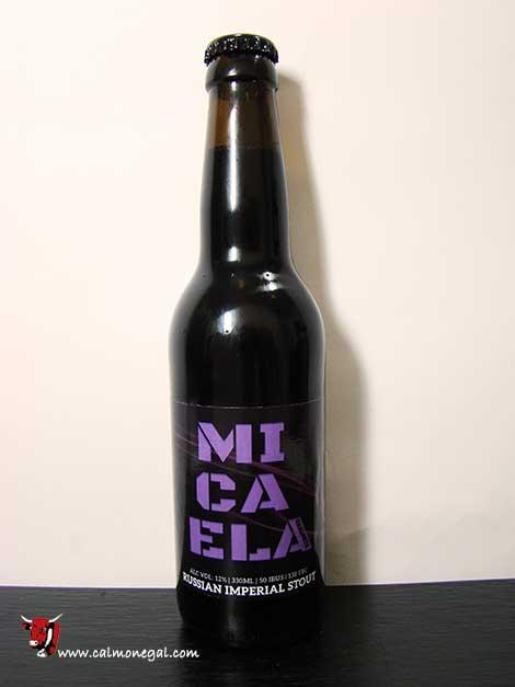Cervesa Micaela Chamleta 330 ml NINKASI