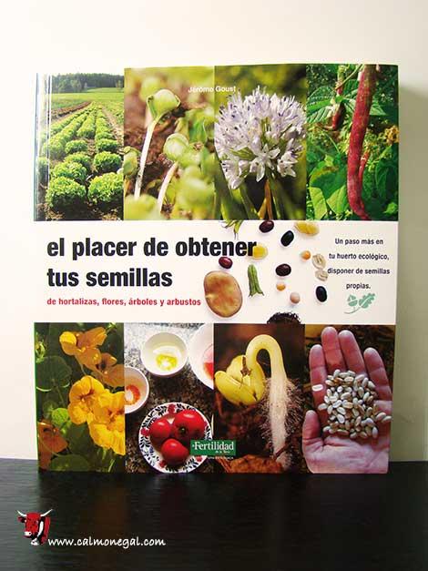 El placer de obtener tus semillas (Llibre)