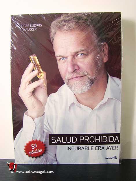 Salud Prohibida – Incurable era ayer (Llibre)